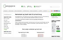 Sikre Hash test til privat brug